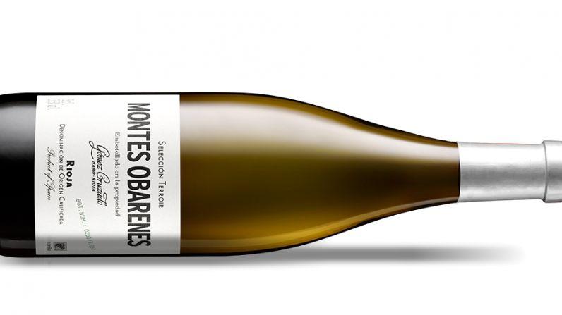 Montes Obarenes Selección Terroir 2015 ve la luz como gran blanco de guarda, fiel a las variedades autóctonas de Rioja.