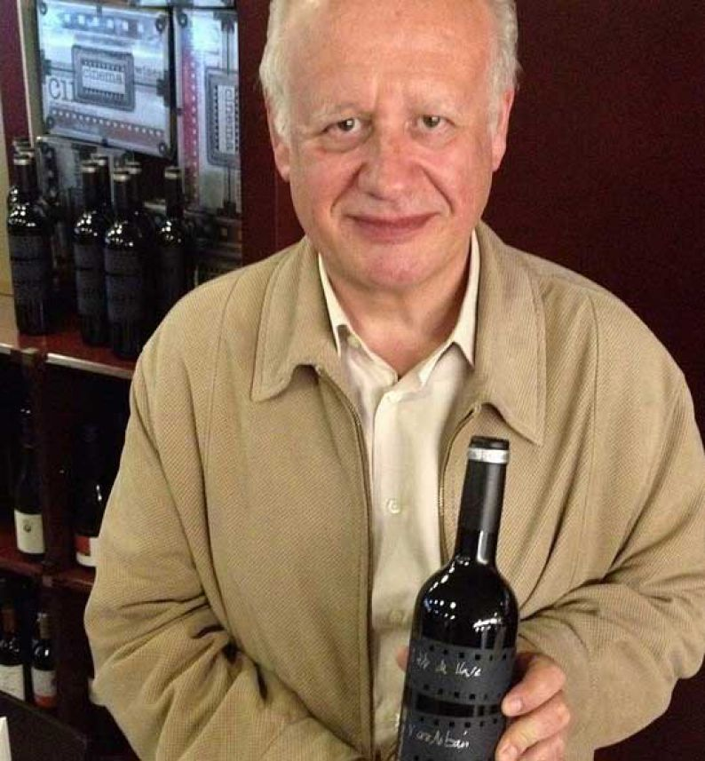 Juan Echanove, Cinema Wines