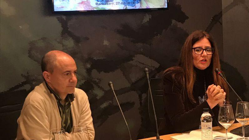 Se presentan en la sede de la D.O. Somontano los resultados del estudio de la selección clonal de la uva Parraleta
