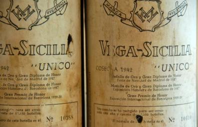 Único de Vega Sicilia, 1942