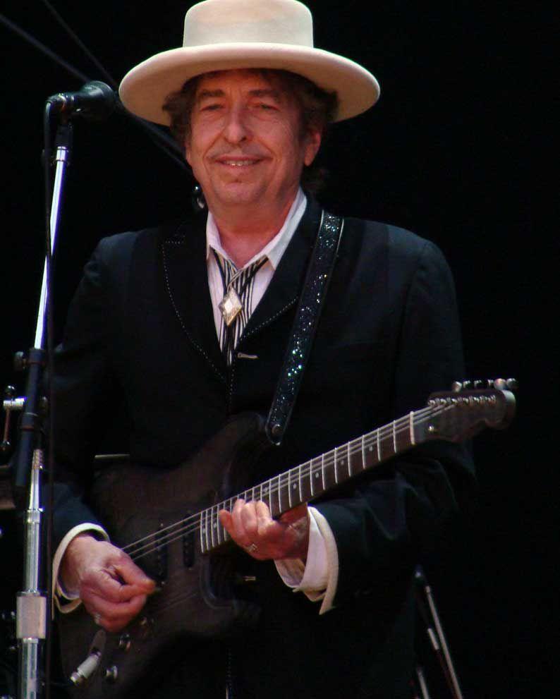 Bob Dylan, inversor en Fattoria la Terrazze