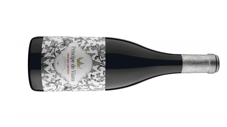Príncipe de Viana Edición Limitada 2015 recibe 91 puntos del crítico de vinos James Suckling.