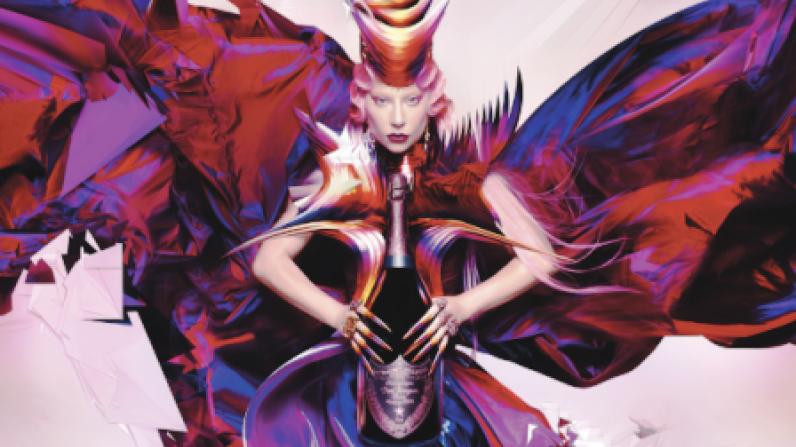 Lady Gaga se convierte en la nueva imagen de Dom Pérignon