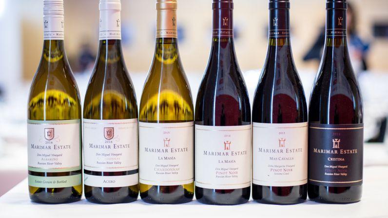 Los vinos de Marimar Torres, elegancia europea en suelo californiano