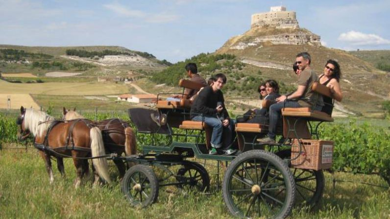 La Ruta del Vino Ribera del Duero celebra el día Europeo del Enoturismo