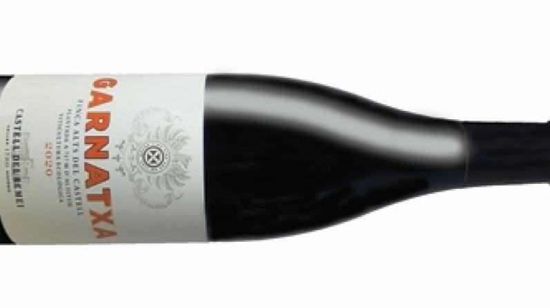 Castell del Remei Garnatxa 2020, primer vino monovarietal de Castell del Remei.