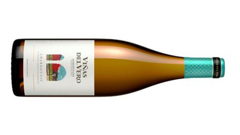 Viñas del Vero Chardonnay es Baco de Oro