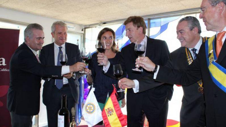 'Olagosa', un gran Rioja para la solidaridad
