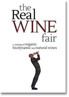 """Portada del catálogo de la feria """"the Real WINE fair"""" celebrada en Londres el pásado mes de Marzo"""