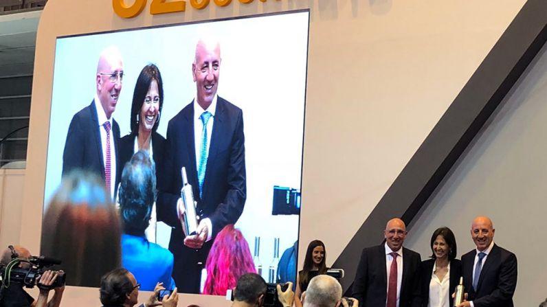 'Teso La Monja 2012' recibe el galardón de la 'Liga del 99' de la Guía Gourmets 2018