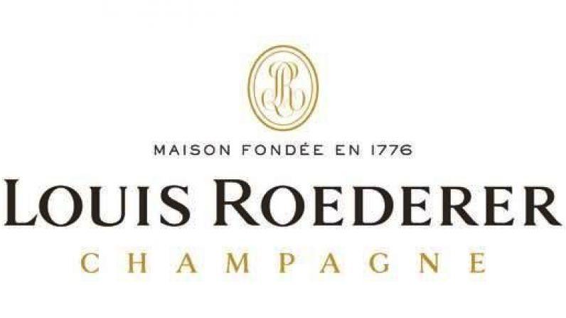Louis Roederer, la marca de champagne más admirada del mundo por segundo año consecutivo.