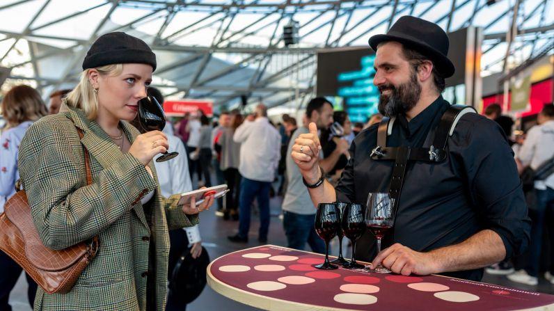 La gran fiesta del Rioja en Munich.