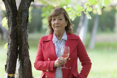 Marisol Bueno, propietaria de Pazo de Señorans