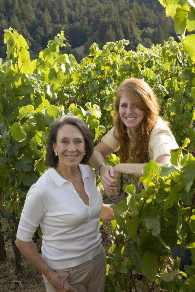 Marimar Torres con su hija Cristina