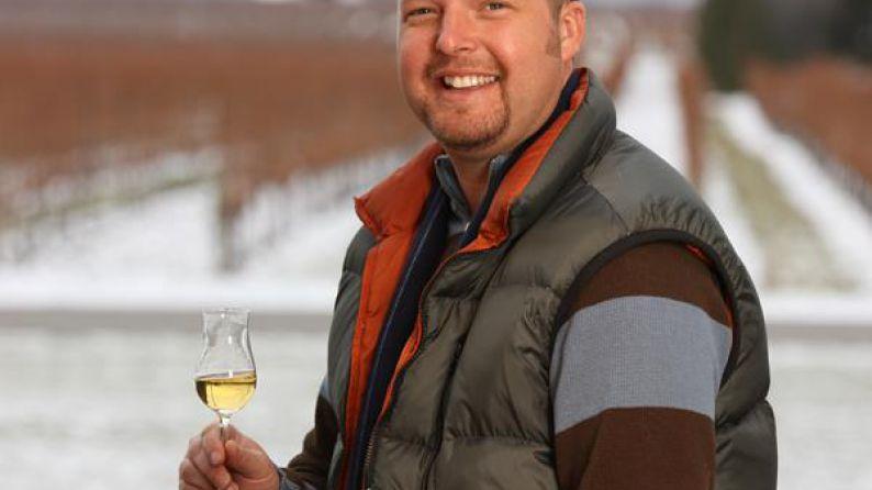 Viticultor del grupo Terlato Wines