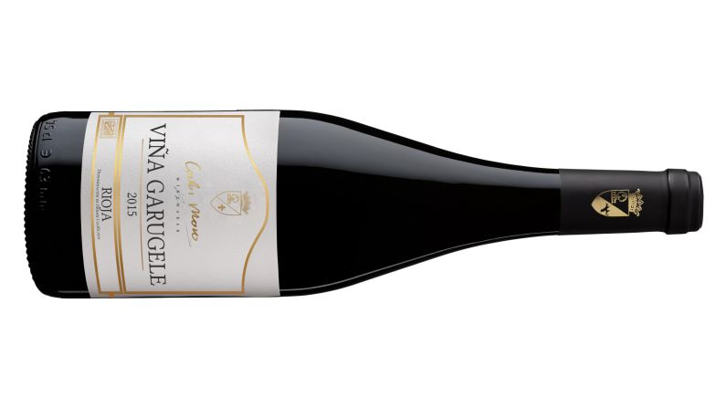 Bodega Carlos Moro lanza su vino premium Rioja Viña Garugele.