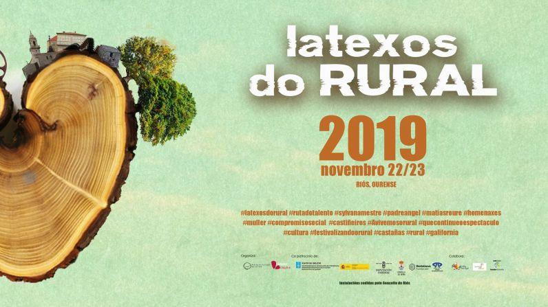 La D.O. Monterrei colabora en las jornadas 'Latexos do Rural' de Rubén Riós.