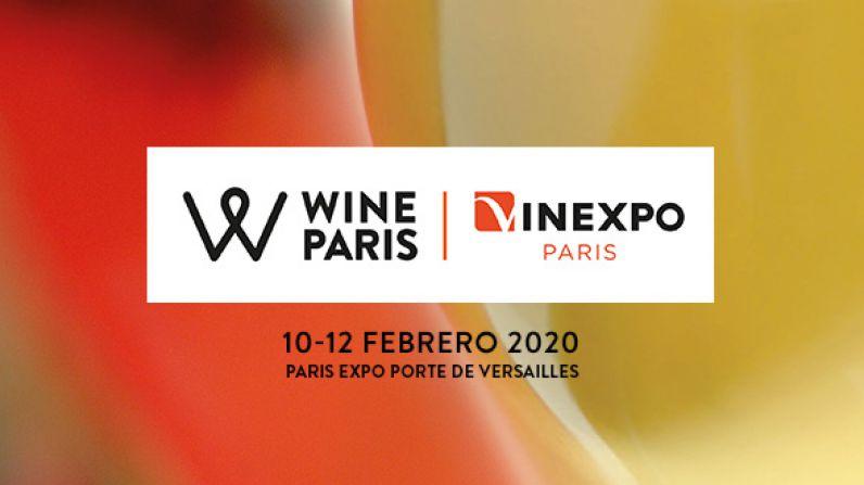 Wine Paris y Vinexpo París acogen juntos a los productores internacionales.