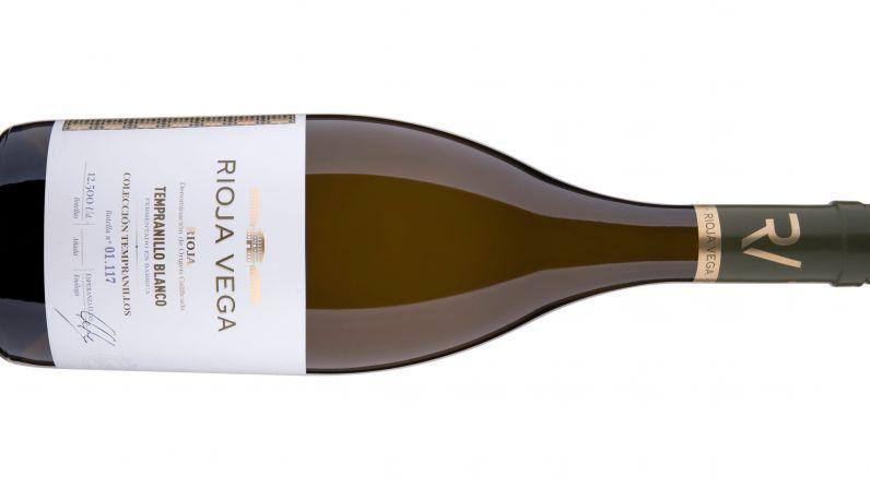Rioja Vega Colección Tempranillo Blanco 2017, Mejor Blanco de España en el concurso Mundus Vini