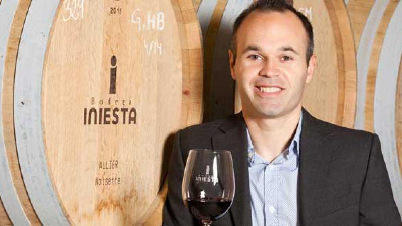 23 celebridades que también producen vino