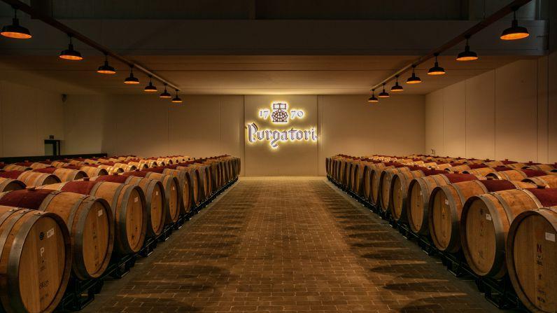 Familia Torres estrena su bodega de Les Garrigues para elaborar el vino Purgatori.