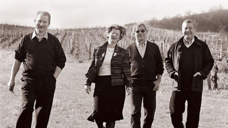 El Domaine Rolet, en Jura, vendido a un grupo de Borgoña.