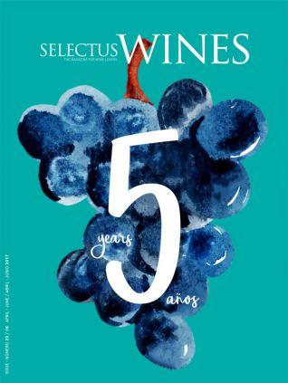 Selectus Wines Abril 2017 - 5º Aniversario