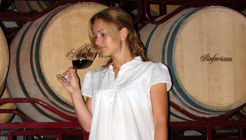 Ruth Sierra, Bodegas Sinforiano