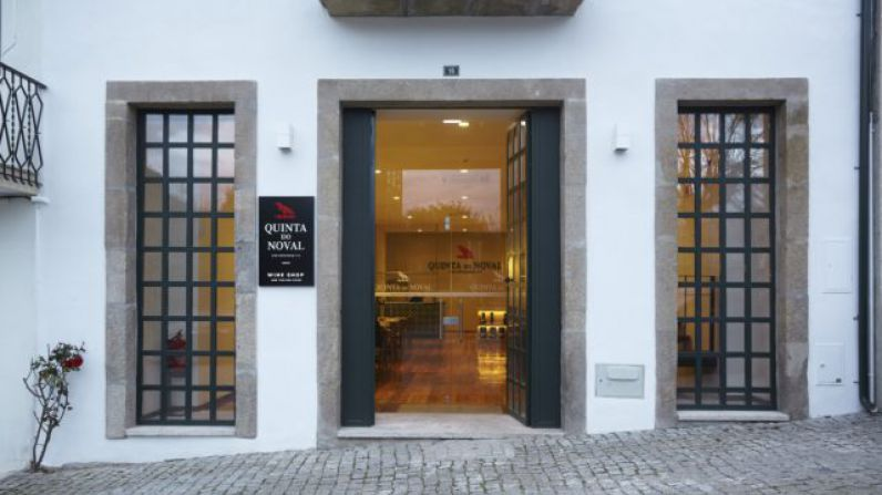 Quinta do Noval abre un nuevo centro de visitas.