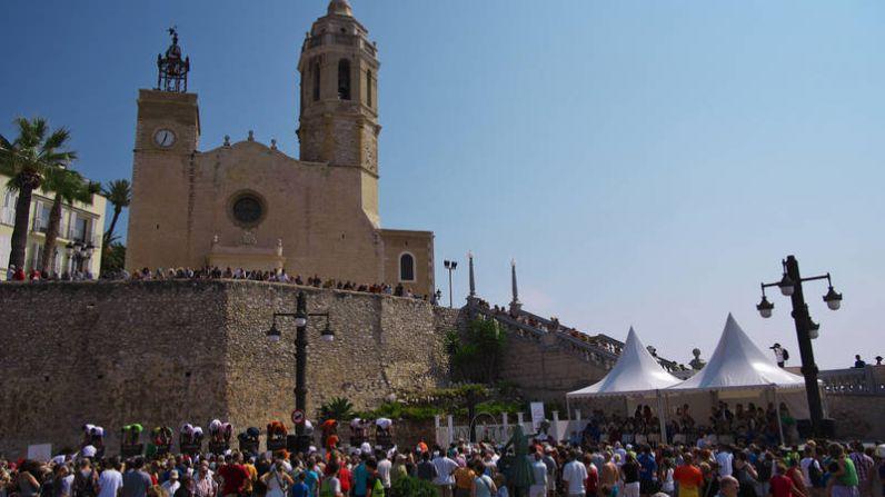 Éxito de asistencia en la 51 edición de la Fiesta de la Vendimia de Sitges