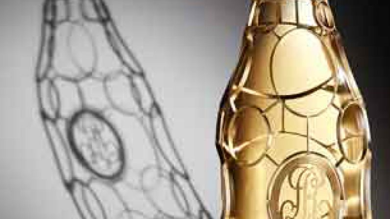Esplendente Cristal de Roederer, a 21.000 euros