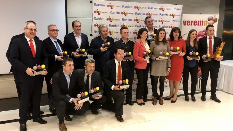 Rioja se convierte en la gran triunfadora de los Premios Verema 2017