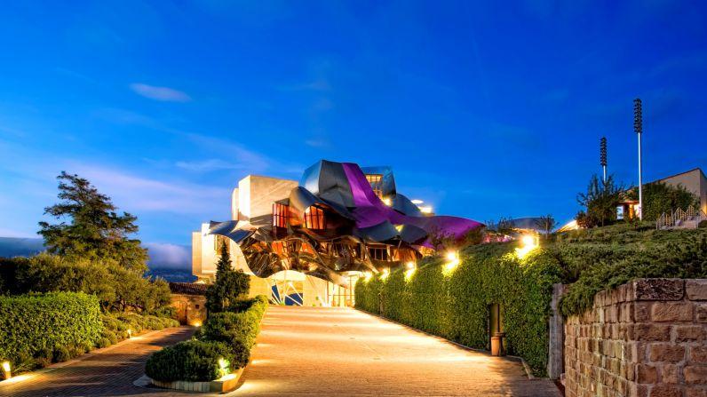 Marqués de Riscal en el Top 10 de la lista World's Best Vineyards.