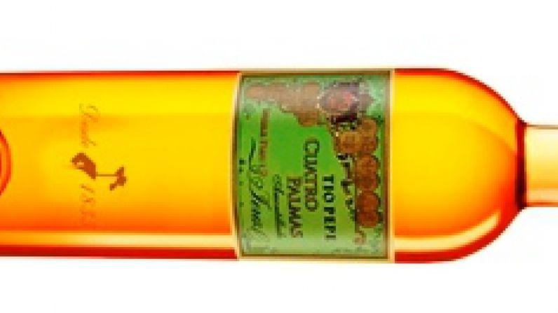 Tío Pepe Cuatro Palmas, premiado por periodistas y escritores del vino.