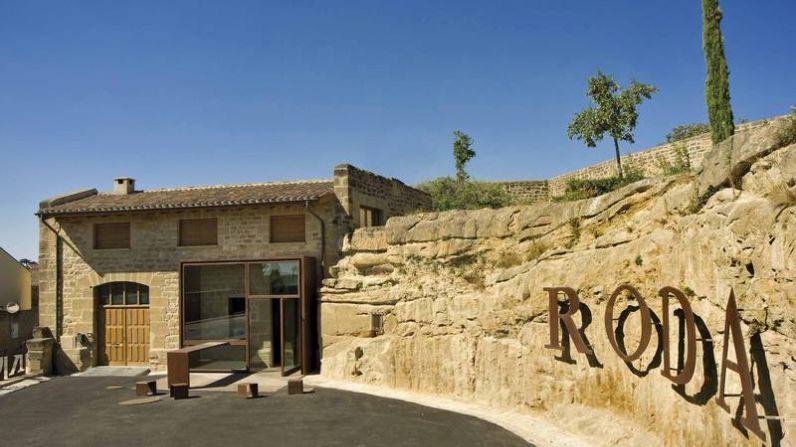 """Bodegas RODA, una de las 100 mejores bodegas del mundo para la revista """"Wine & Spirits Magazine"""""""