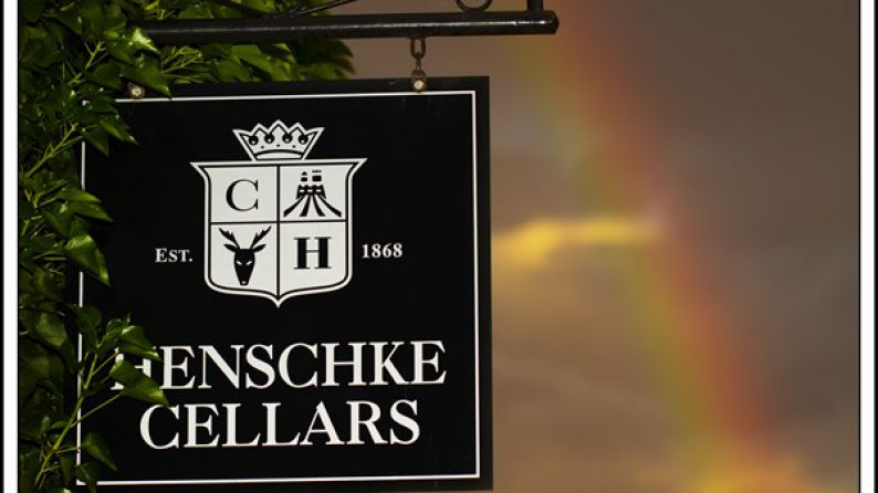 Henschke Family Crest - Cellarst