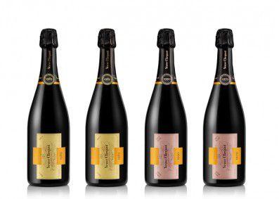 La colección completa de la Cave Privée de Veuve Clicquot