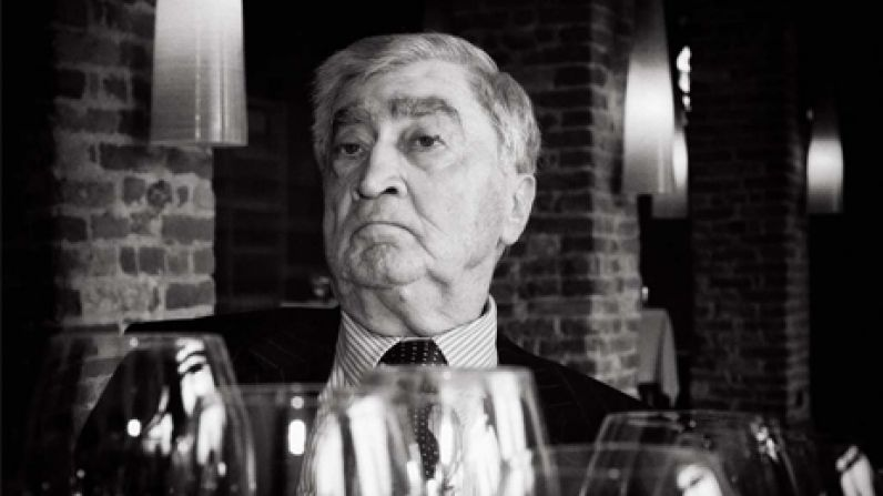 Muere Bruno Giacosa